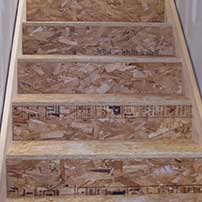 Carpet Grade Stairs